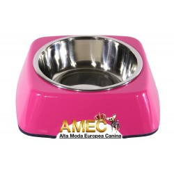 SPRUE RASPBERRY DOG BOWL