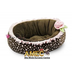 ROMANTIC BED FOR DOGS