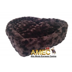 LUXURY DOG BED HEART