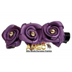 LAZO TRES ROSAS PURPLE