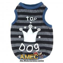 CAMISETA TOP DOG CROWN
