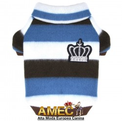 BLUE PRINCE SWEATER