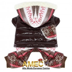 ESKIMO JUMPER-BROWN